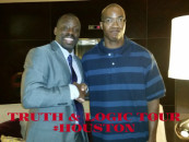 Tommy Sotomayor Speaks Truth And Logic & A Fatherless America Tour 2015 (Houston) (Photos & Video)