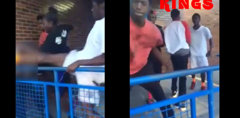 Cops Are Looking For Some 'Madden Kings' And A 'BT-1000 DSE' Who Beat & Robbed A 15-Year-Old (VIDEO)