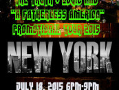 """THE TRUTH & LOGIC AND """"A FATHERLESS AMERICA"""" PROMOTIONAL TOUR 2015~ NEW YORK (VIDEO)"""