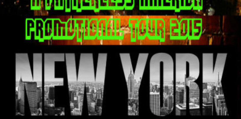 "THE TRUTH & LOGIC AND ""A FATHERLESS AMERICA"" PROMOTIONAL TOUR 2015~ NEW YORK (VIDEO)"