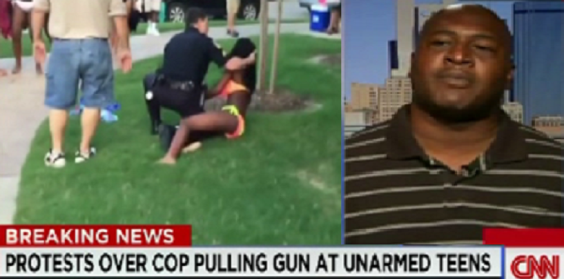 Black Radio Show Host Life Threatened By Blacks Because He Said The Texas Cops Arent Racist! (Video)