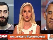 Conservative Blonde Bombshell Tomi Lahren Gives Barack Obama & Muslims A 2 Min Verbal Smack-Down! (Video)