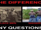 8/11/15 – Blacks Vs Niggaz, The Uncivil War That Must Be Had NOW!