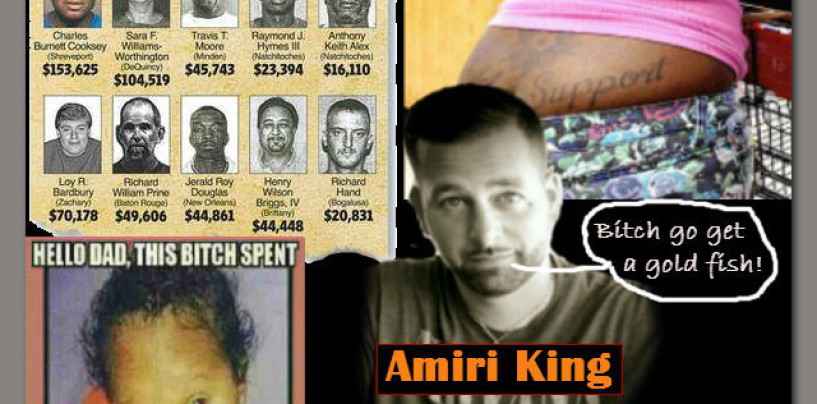 Snow King Explains Why Child Support Is BullSh!t That Irresponsible Whores Use As A Safety Net! (Video) (Poll)