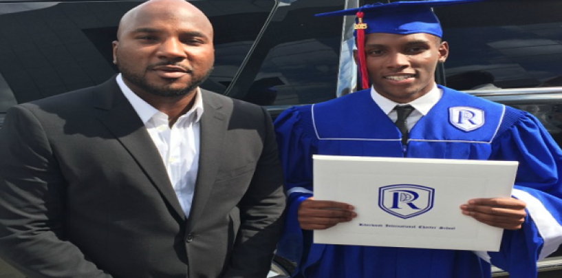 If Rapper Young Jeezy's Son Is Going To College Why, Is He Telling Yours To Trap Or Die? (Video)