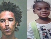 Black Savage Rapes His Girlfriends 2 Year Old Child Causing Her To Bleed To Death! (Video)