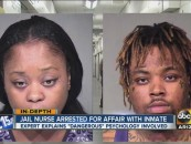 Another Black Queen Working At A Jail Arrested For Having An Affair With Violent Inmate! (Video)