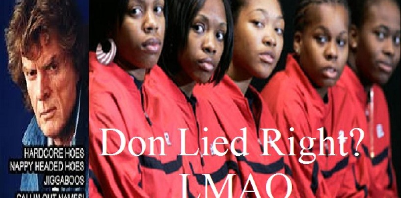 The Rutgers NappyHeaded Hoes & The Legacy of Don Imus, Black Women & Their Hair! By Tommy Sotomayor (Video)