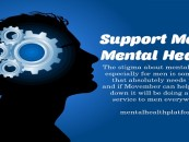 10/16/15 – How America Ignores Men's Mental Health Issues & Financial Hardships!