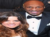 Former NBA Star Lamar Odom Has His Life Saved By The Power Of White-Puzzy Thanks To Khloe Kardashian! (Video)