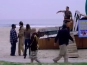 Whites Offer Free Boat Rides Back To Blacks Who Get Offended & All Hell Breaks Loose! (Video)