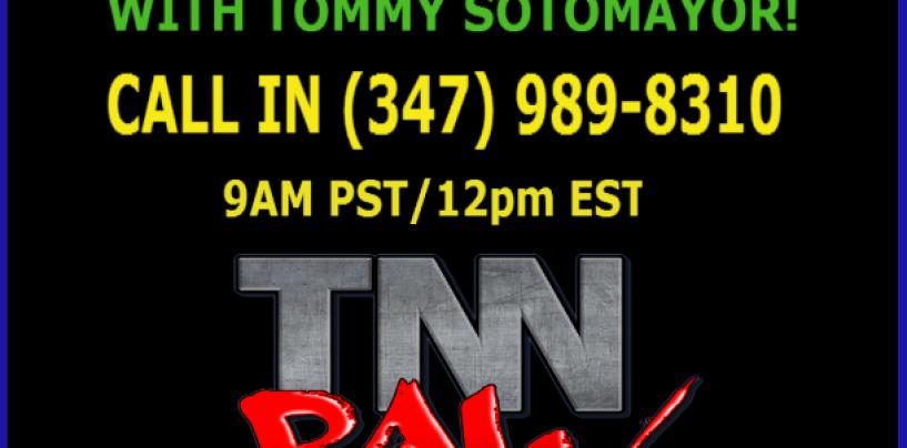 TNN RAW LIVE NEWS REPORTS STARTING MONDAY 11/9/2015 AT 12PM EST!