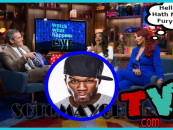 Vivica A. Fox Insinuated Rapper 50 Cent Is Gay And 50 Responds! (Video)