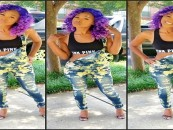 The Is The Best Example Of The Average American Black Woman AKA A Hair Hatted Hooligan! (Video)