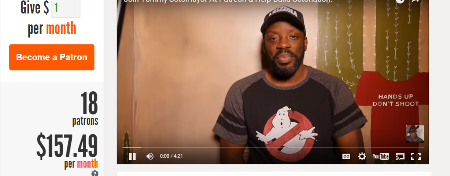 SUPPORT TOMMY SOTOMAYOR! (VIDEO)