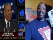 Tommy Sotomayor Gives Fox News Contributor Larry  Elder Thanks For A Special Gift! (Video)