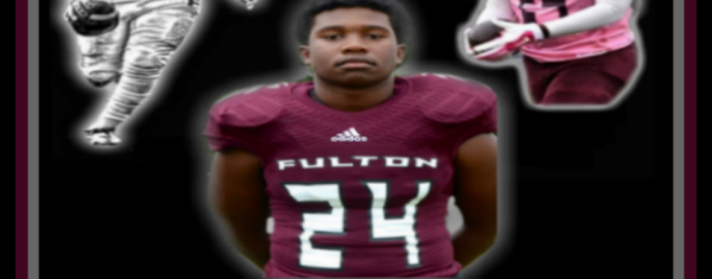 15-Yr Old Zaevion Dobson, Was Killed While Shielding 3 Tennessee Girls From A Hail Of Bullets! (Video)