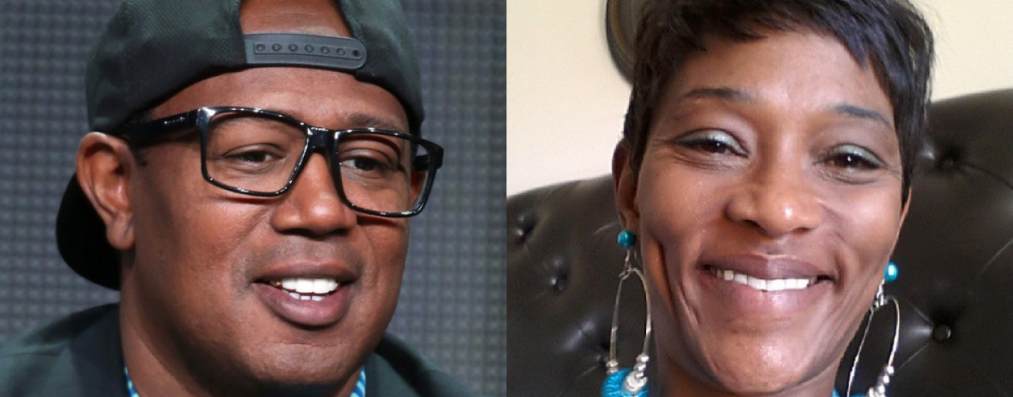 Rap Mogul Master Ps UglyAzz Wife Wins Big In Divorce Settlement!!! PS, Shes Black, Not White!  (Video)
