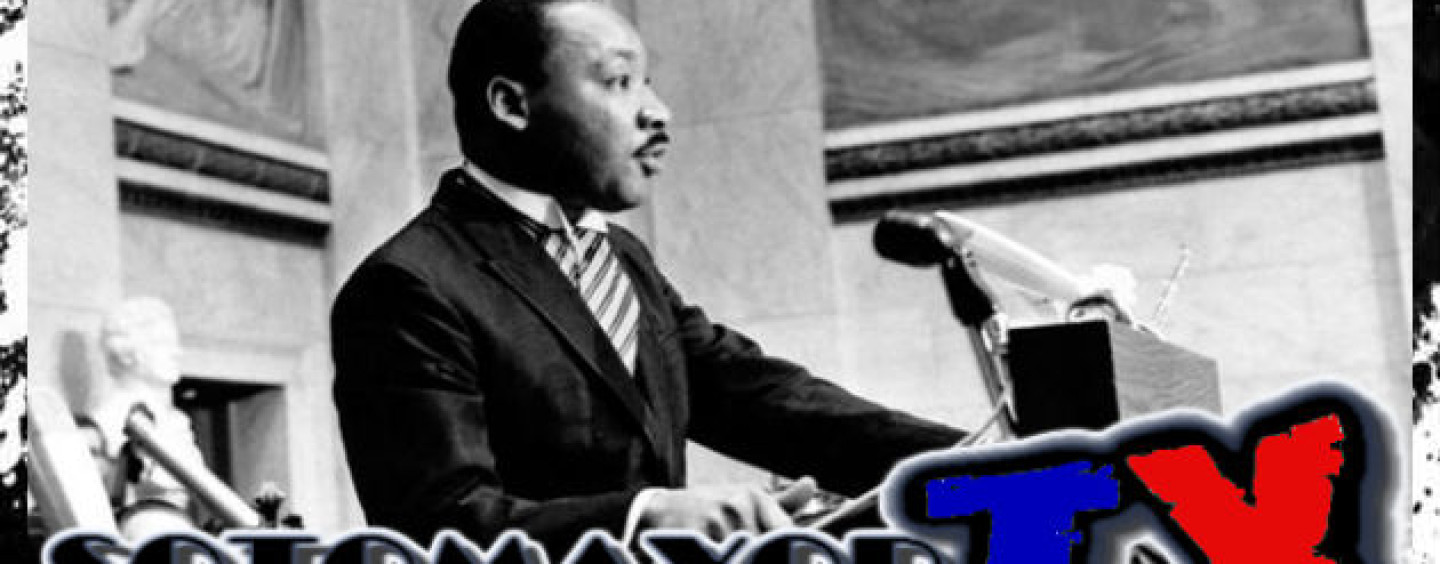 AUDIO RECORDING OF DR. MARTIN LUTHER KING JR.'S 1964 NOBEL PEACE PRIZE LECTURE RELEASED