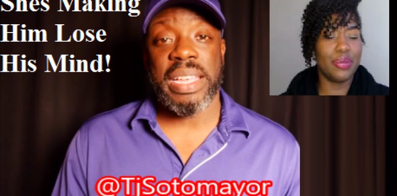 Tommy Sotomayor Continues To Be Trolled By Soncerea Smith & He's Loosing His Mind! (Video)
