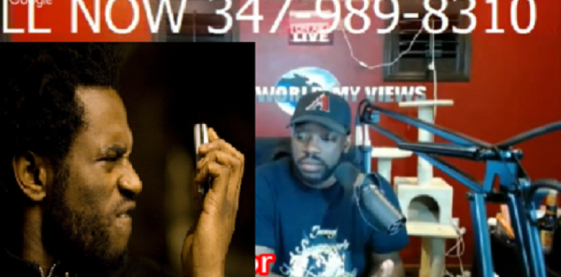 1-24-16 – Caller Tells Tommy Sotomayor Why He Really H8s Him! Hilarious Video! (Video)
