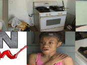 9 Year Old ED-209 Pours Boiling Water On A Friend Inside Black Women Filled Disgusting Home! (Video)