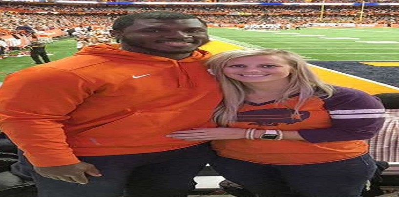 NFL Player Explains Why He Proposed To His Terminally Ill Girlfriend! (Video)