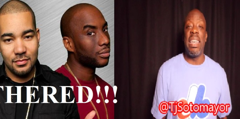Tommy Sotomayor Ethers CthaGod & DJ Envy For Advocating The Rapping Of Males In Prisons! (Video)
