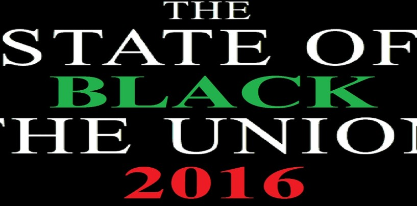 2/21/16 – What Is The True State Of Black People In The United States Today 2016?
