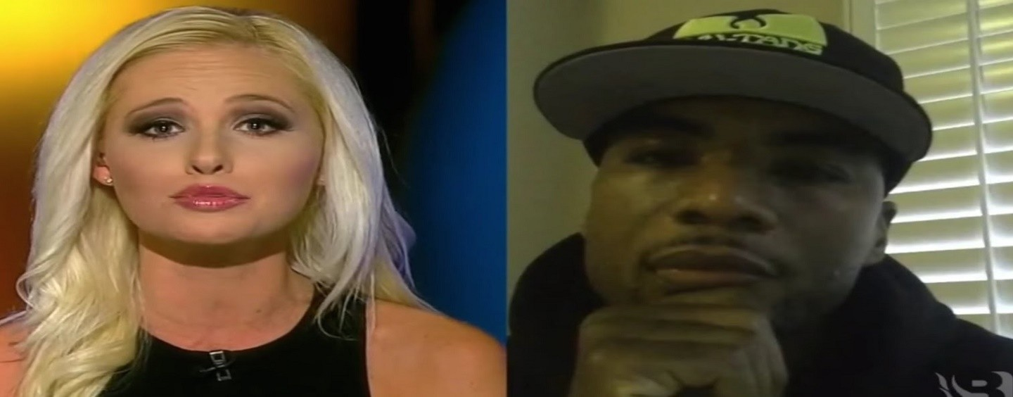 "Tomi Lahren Vs Charlamagne Tha God ""Were The Panthers A Hate Group & More"" (Video)"