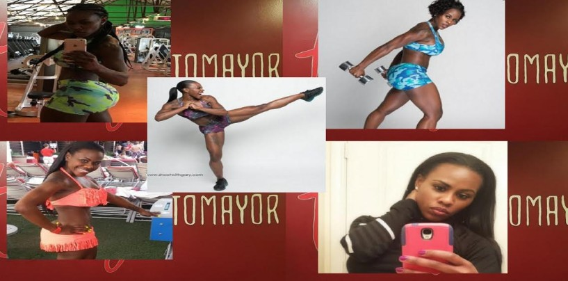 SotoFitness: ThickFit Lady Tarnisha Leads Off SotoFitness With Why She Became Fit! (Video)