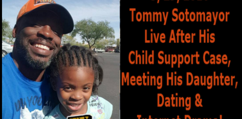 3/29/2016- Tommy Sotomayor Live After His Child Support, Dating & Internet Drama! 9p-1a EST Call 347-989-8310