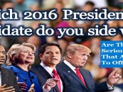 Dear Americans: Are The Current Crop Of 2016 Presidential Candidates The Best We Have To Offer? (Video)