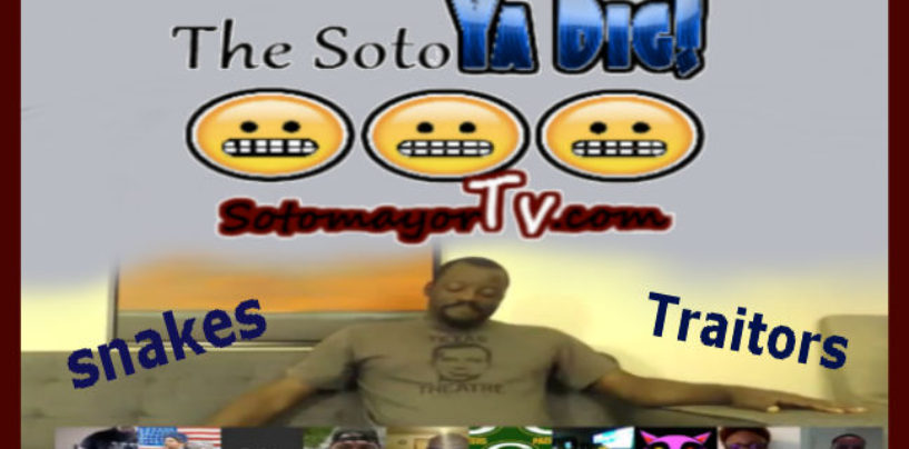 LIVE SHOW: Tommy Sotomayor and Panel Speak On Snakes Infiltrating The Ya Dig!