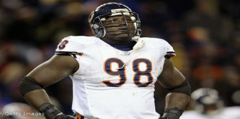 Former Chicago Bears Player Died From Getting Anal-Raped! #IShitUNot (Video)