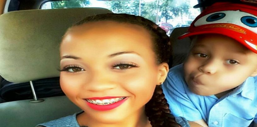 Tragic Mulatto Korryn Gains Murdered By Police After Being A Piece Of Crap Mom! (Video)