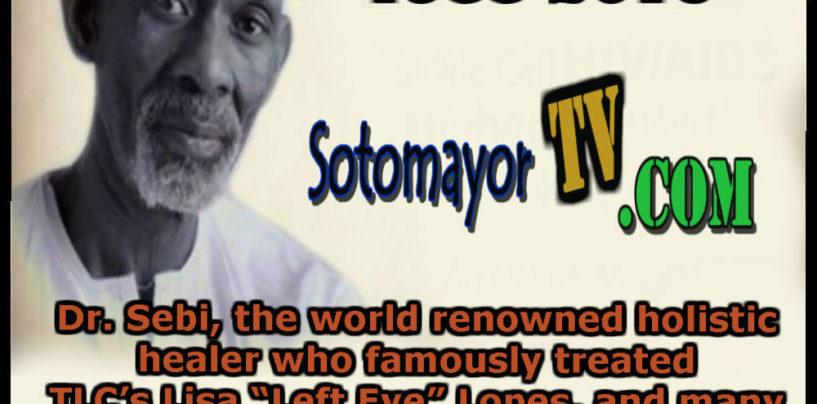 Dr. Sebi, Renowned Holistic Healer Reportedly Dies While In Police Custody! (VIDEO)