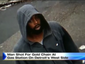 Black Man Shoots Man At Gas Station In Broad Daylight Over A Gold Chain! #BlackLivesMatter