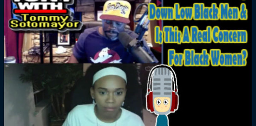 1 On 1: Princella Clark Discussing Down Low Black Men & Is This A Real Concern For Black Women? (Video)