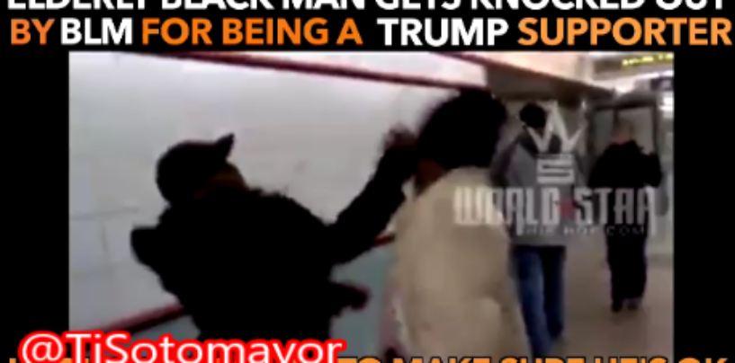 Retraction Of Black Hillary Clinton Supporter Assaulting Trump Supporter Video! (Video)