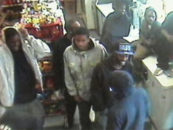 A Pack Of Detroit Teen-Niggaz Take Over Gas Station & Scares Off Customers & Workers! (Video)