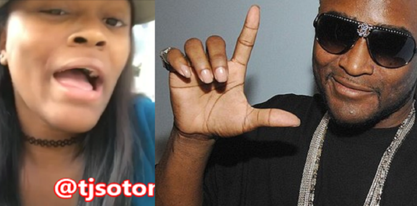 Atlanta Rapper Shawty Lo's Daughter Addresses Rumors He Was Robbed By Black Chicks After His Death! (Video)