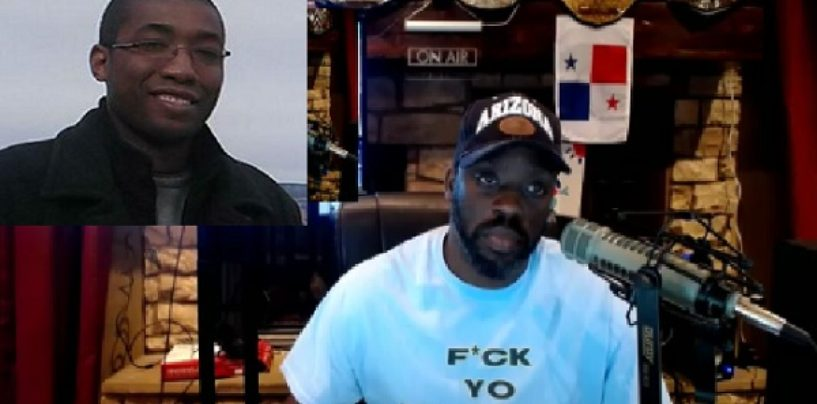 Roger Confronts Tommy On How He Speaks About Black People & How He Doesn't Agree! (Video)