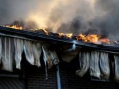 Flint MI BT-1000 Burns Down Apt Complex After Getting Notice Of Eviction Then Blames Her 2 Year Old Child! (VIdeo)