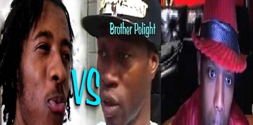 Brother Polight, Sa Neter & Young Homo Should Blacks With Money Stay In The Hood? (Video)