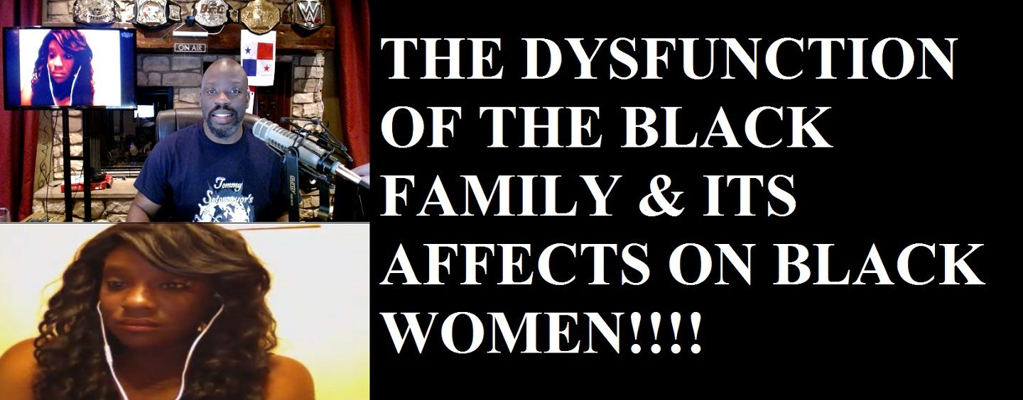 April Discusses Growing Up In A Dysfunctional Home & How It Affects Adult Black Women! (Video)