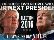 Tommy Sotomayor Gives Election Day Coverage, Who Will Win Clinton Or Trump! 515-605-9341(Video)