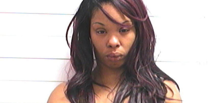 Drunk BT-1000 Hits A Pedestrian & Drives Around With Dead Body On The Hood Of Her Car! (Video)
