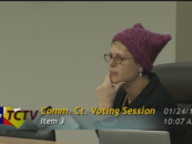 Texas Judge Wears Pussy Ears In Support Of Feminist While On The Bench! Is This LEGAL? (Video)