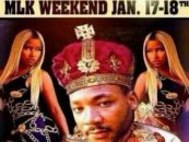 Martin Luther King Is & Was A Coon & The Holiday Is Useless! (Video)